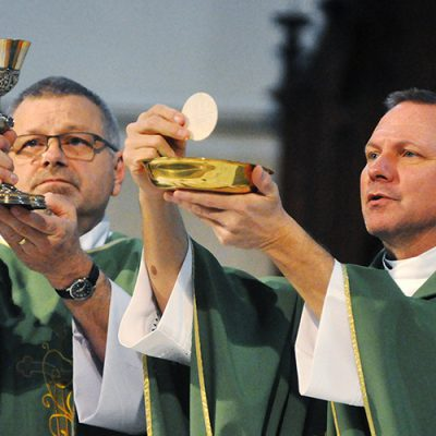 Mystical Role in the Mass
