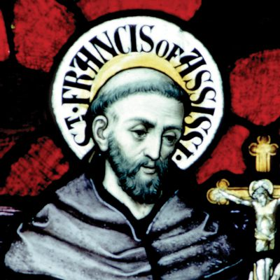 St. Francis: Model of Humility