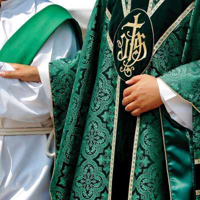 Universality of the Diaconate