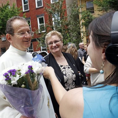 Harmonizing God's Call to Marriage and the Diaconate