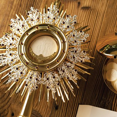 The Bible and the Eucharist: A Symbiotic Relationship