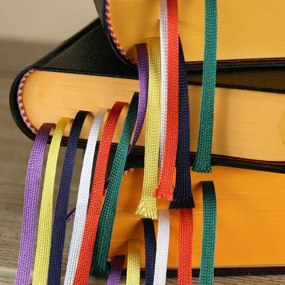 The Ribbons of the Books of Prayer