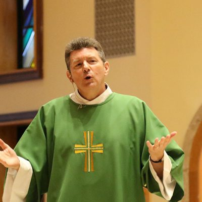 Preaching the Same Homily in Multiple Parishes